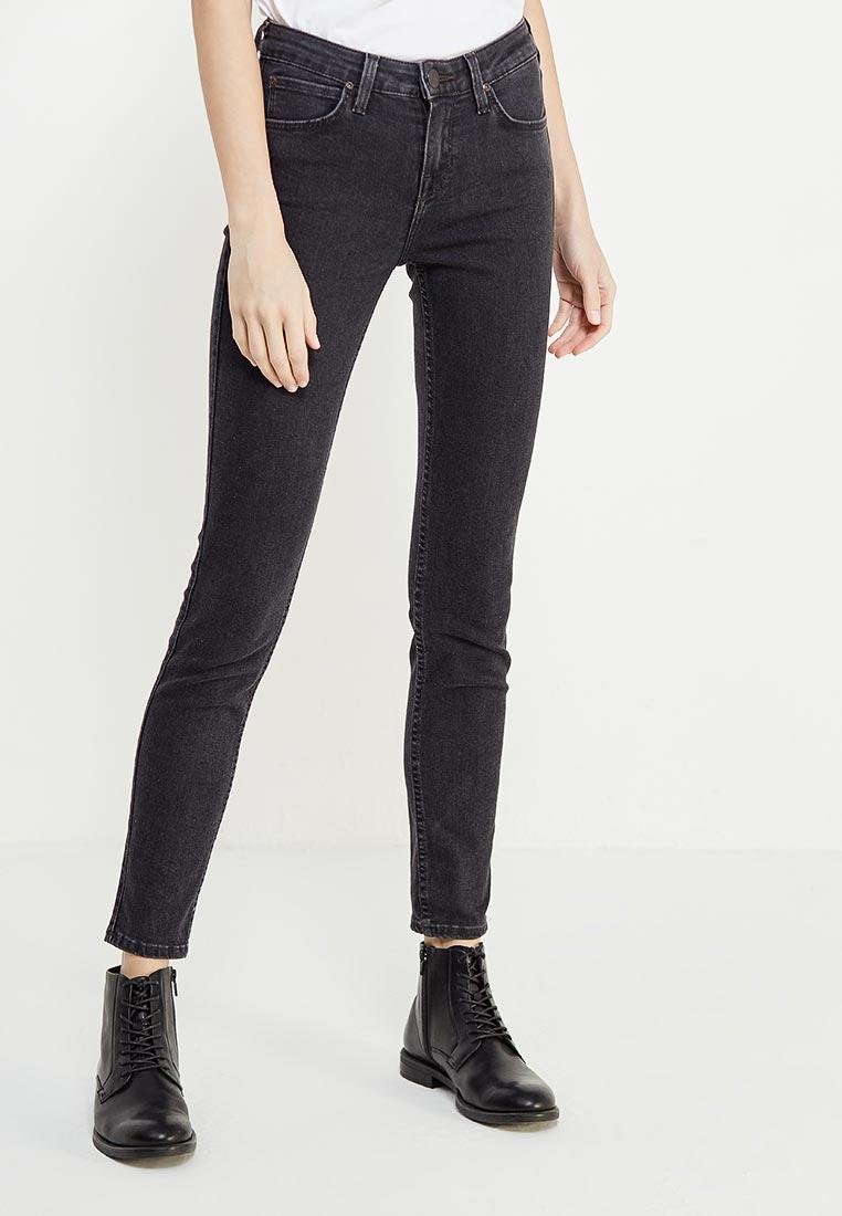 Зауженные джинсы Lee (Ли) L526AETR