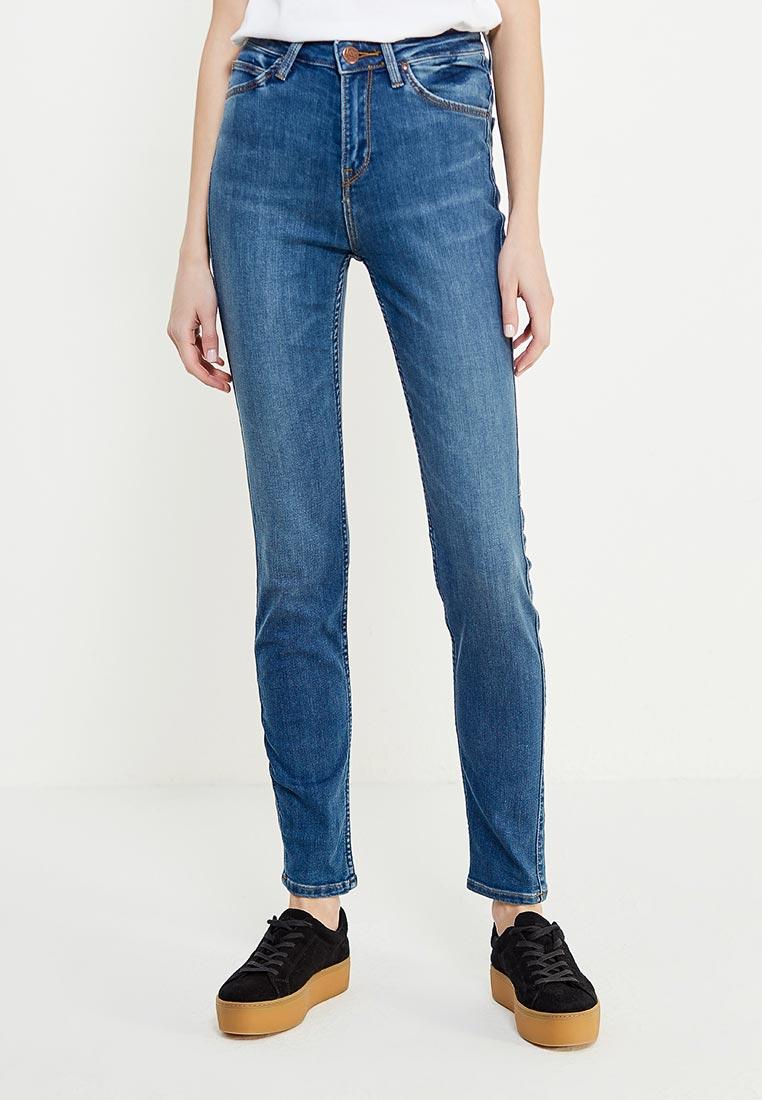 Зауженные джинсы Lee (Ли) L626HAZV