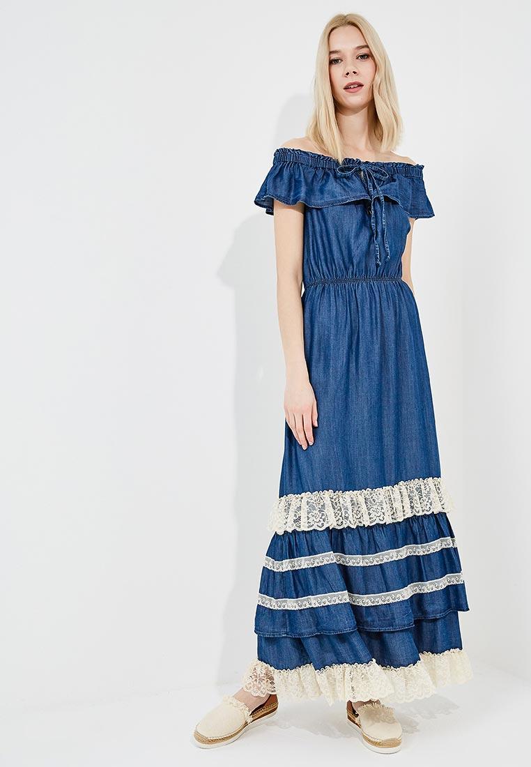 Платье Liu Jo (Лиу Джо) F18282 D4097