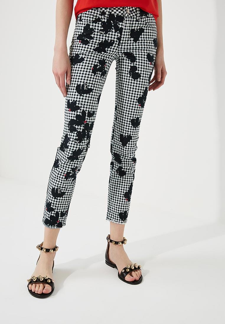 Женские зауженные брюки Liu Jo (Лиу Джо) F18234 T9697