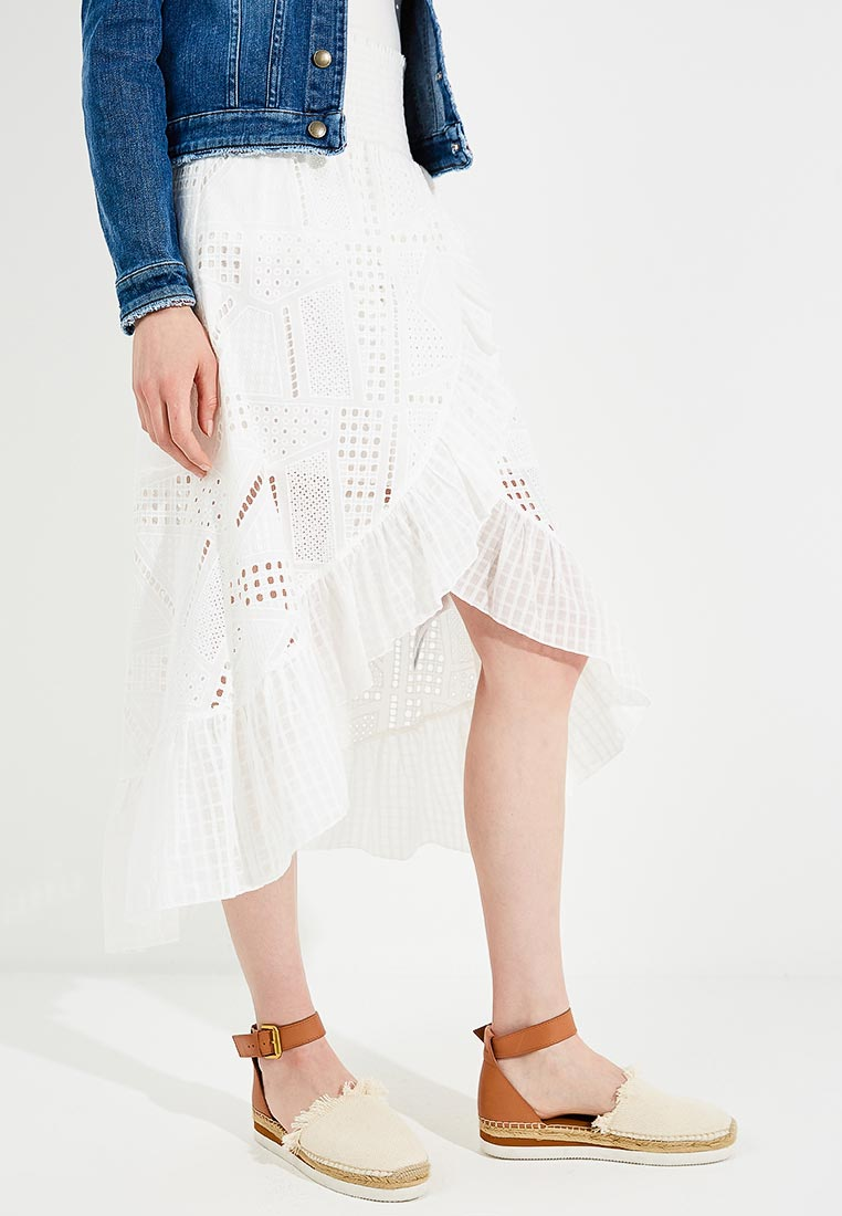 Широкая юбка Liu Jo (Лиу Джо) F18038 T5199