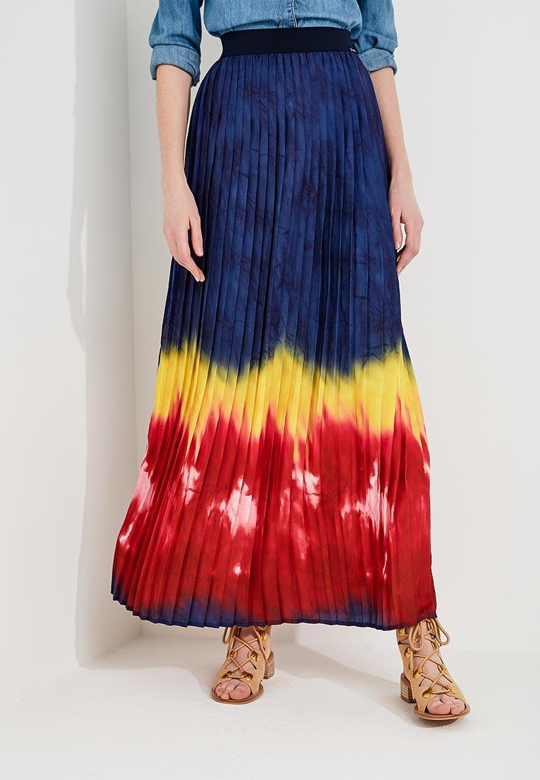 Широкая юбка Liu Jo (Лиу Джо) F18185 T9686