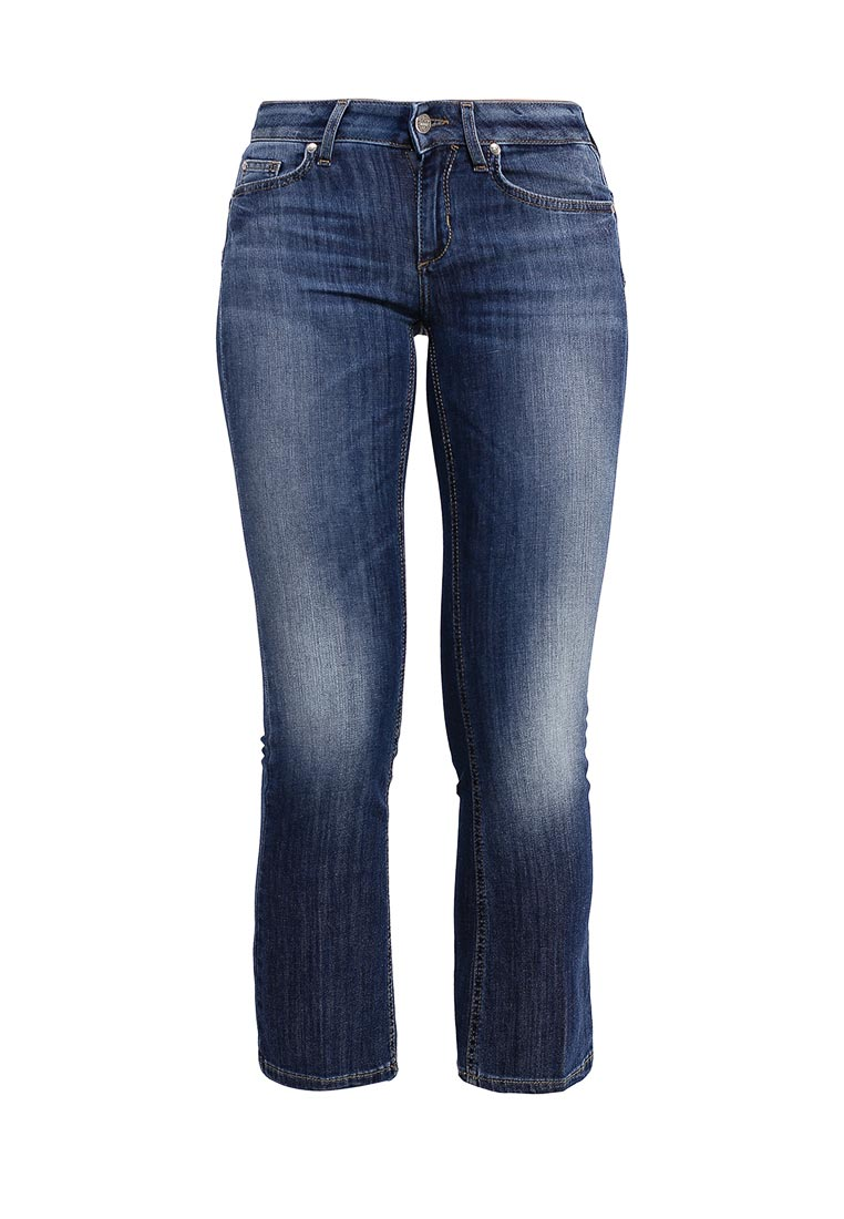 Широкие и расклешенные джинсы Liu Jo Jeans W16203D3399