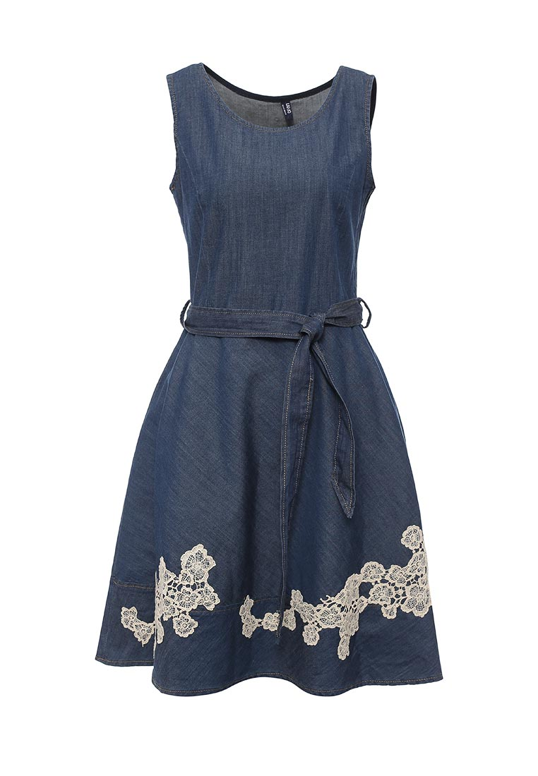 Платье Liu Jo (Лиу Джо) F17285 D4096