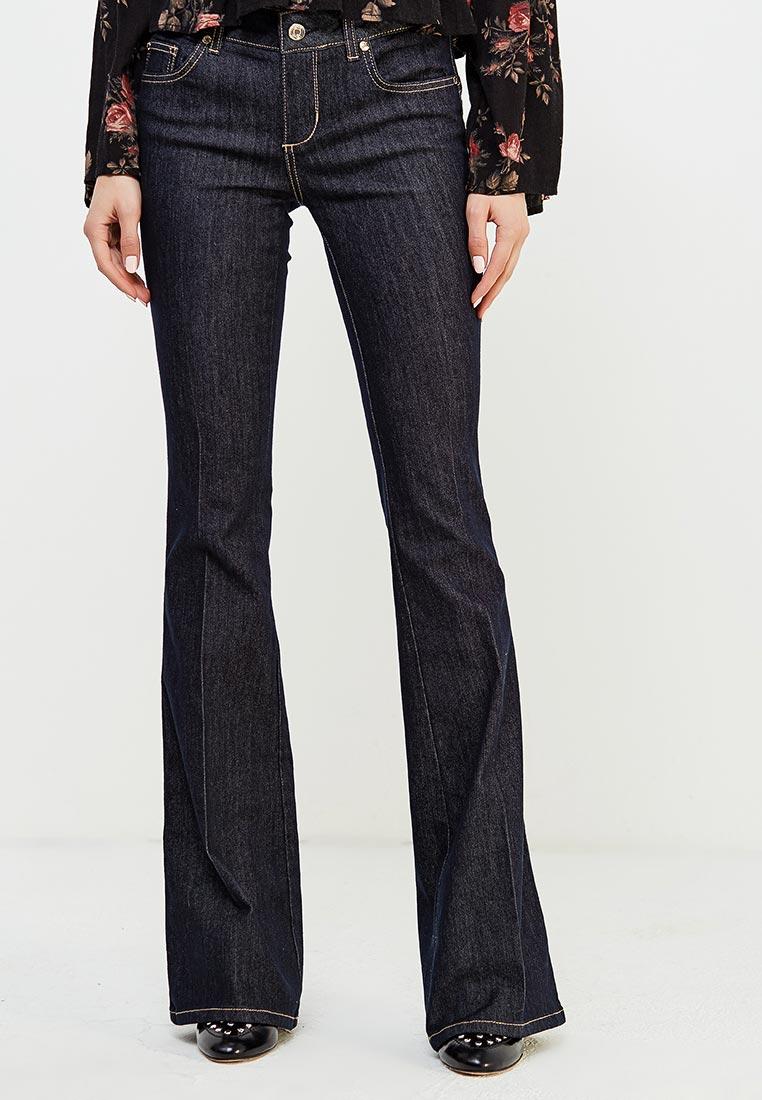 Широкие и расклешенные джинсы Liu Jo Jeans UXX030 D3092