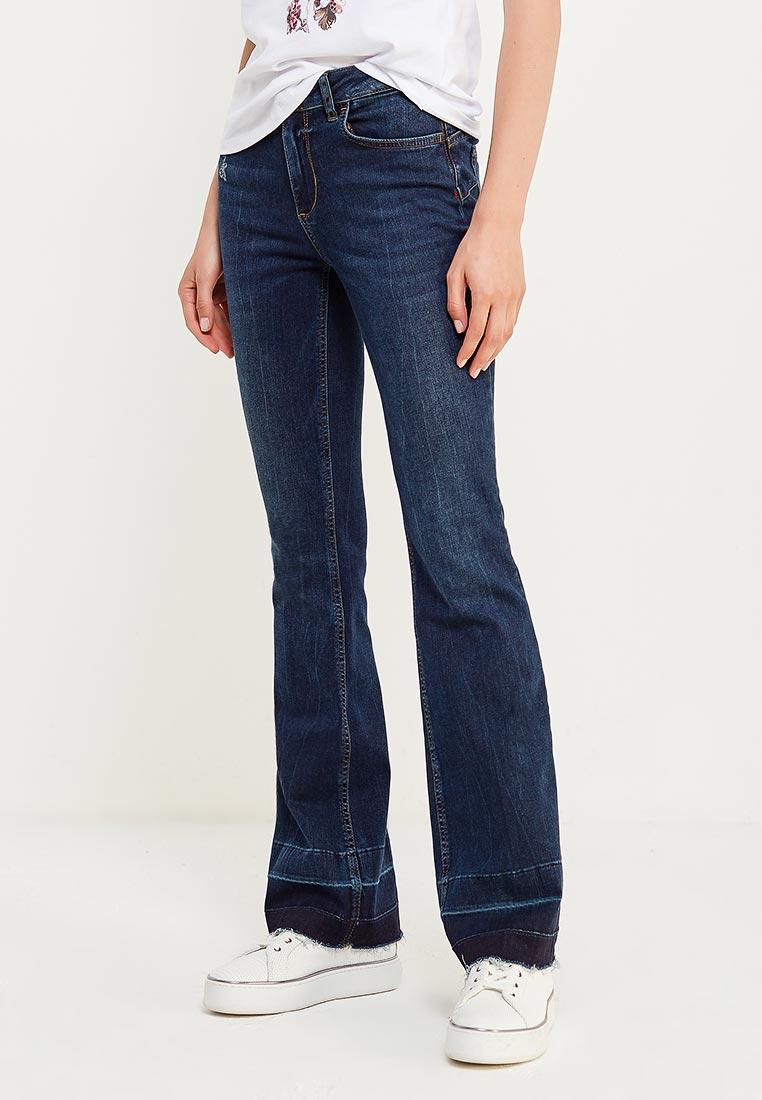 Широкие и расклешенные джинсы Liu Jo Jeans U67019 D4109