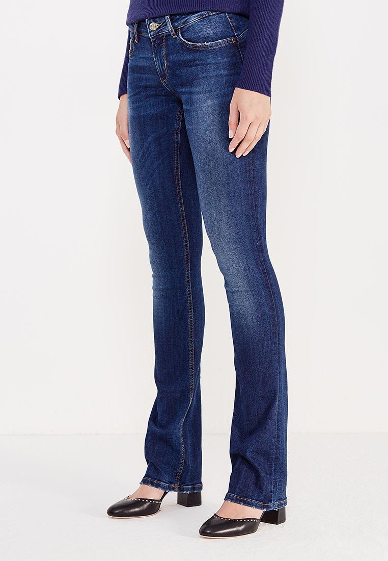 Широкие и расклешенные джинсы Liu Jo Jeans U67024 D4115
