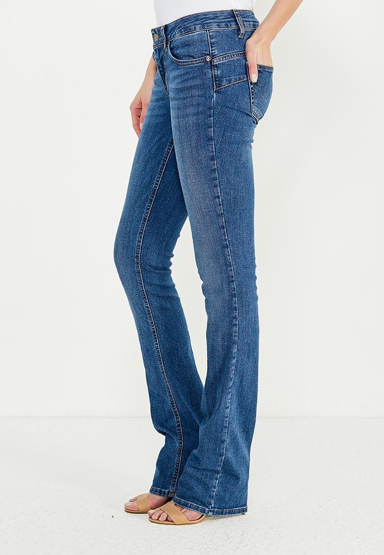 Широкие и расклешенные джинсы Liu Jo Jeans UXX036 D4128