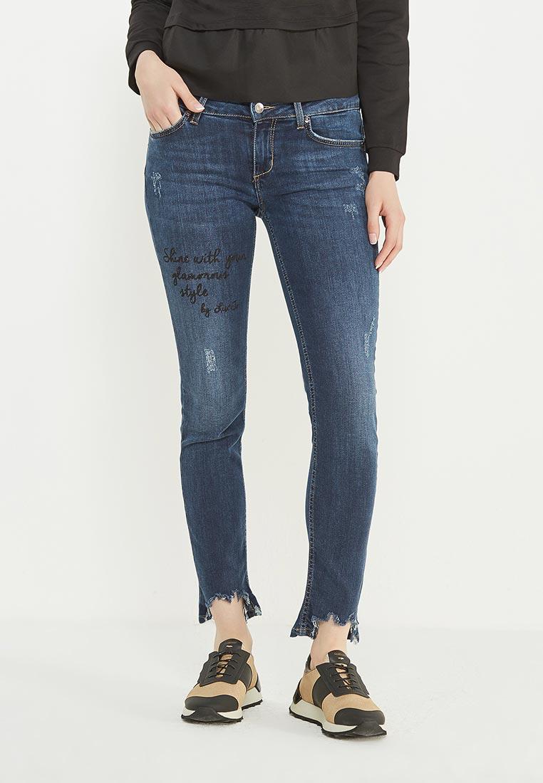 Зауженные джинсы Liu Jo Jeans U67035 D3165