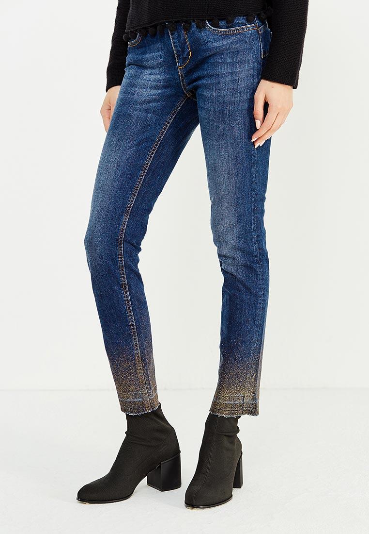 Зауженные джинсы Liu Jo Jeans U67018 D4142