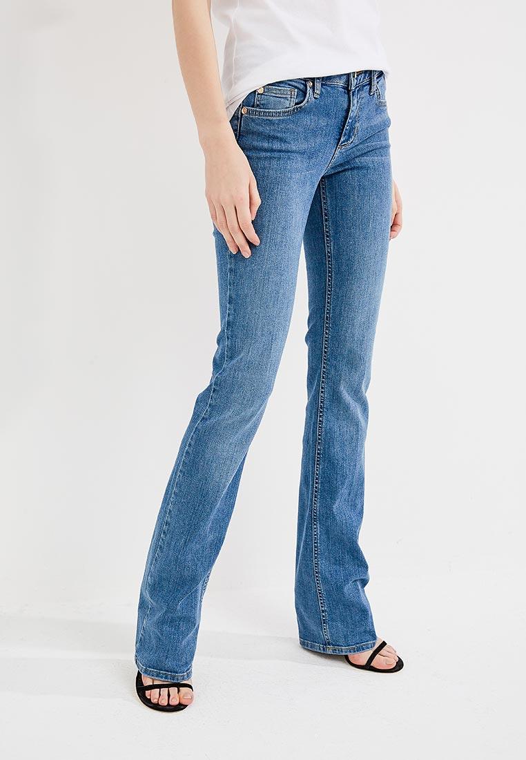 Широкие и расклешенные джинсы Liu Jo (Лиу Джо) UXX036 D4057