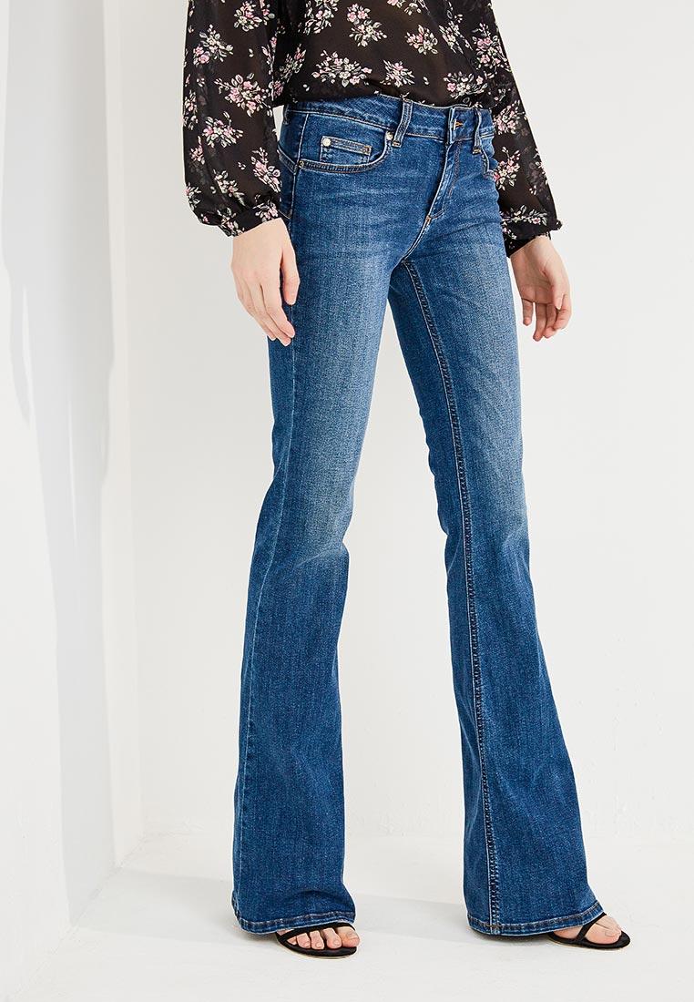 Широкие и расклешенные джинсы Liu Jo (Лиу Джо) U18060 D4186