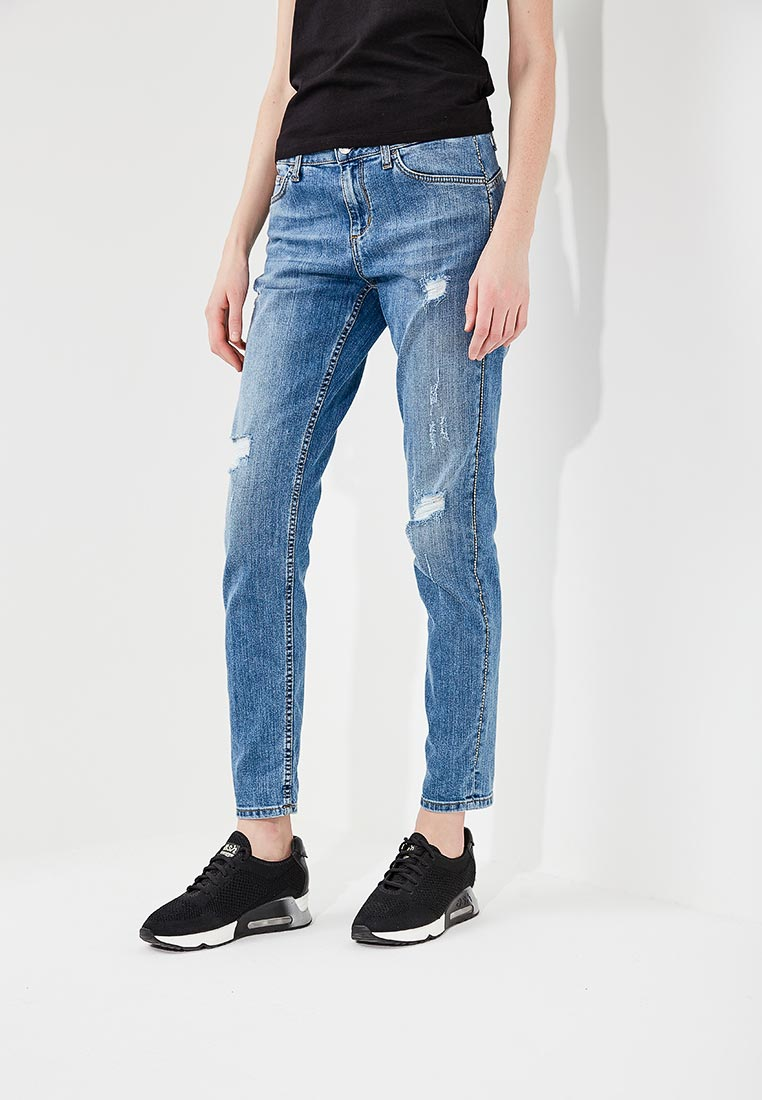 Зауженные джинсы Liu Jo (Лиу Джо) U18054 D4099