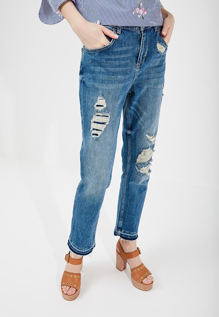 Прямые джинсы Liu Jo (Лиу Джо) U18064 D4189