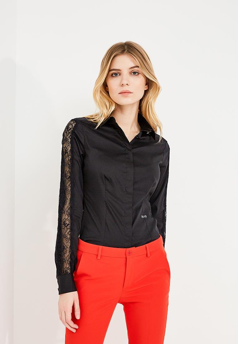 Женские рубашки с длинным рукавом Liu Jo (Лиу Джо) W18330 T9371