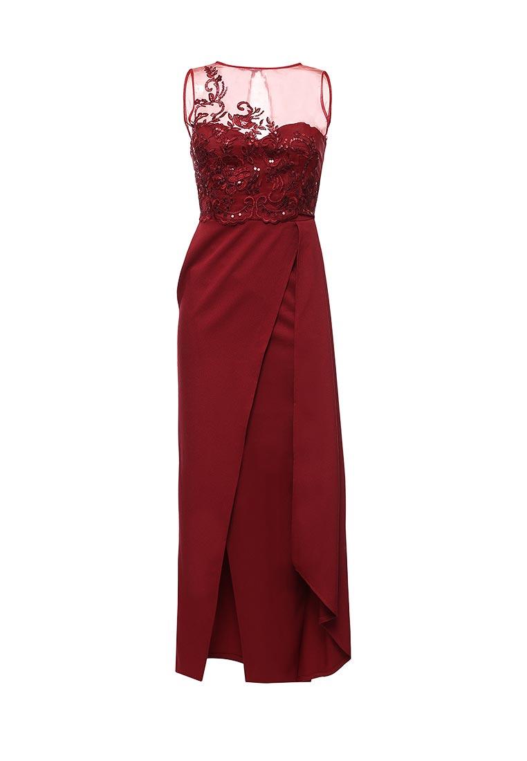 Платье-макси Little Mistress L6088D1A