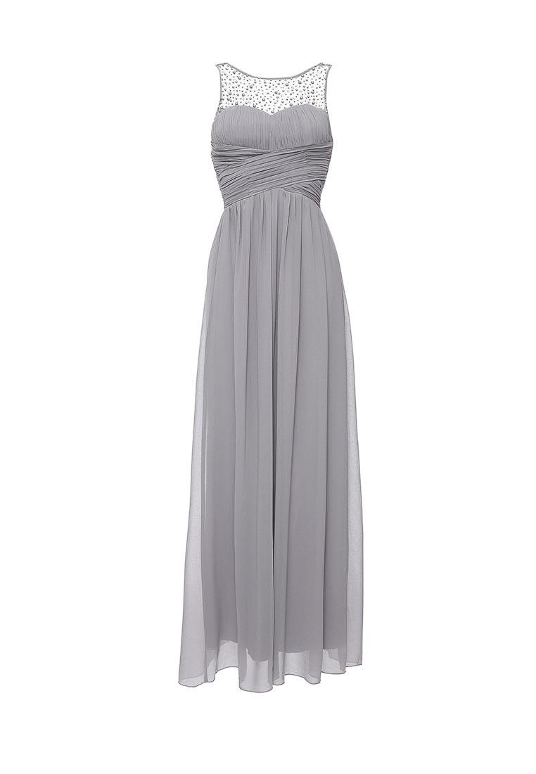 Платье-макси Little Mistress L6158D3A