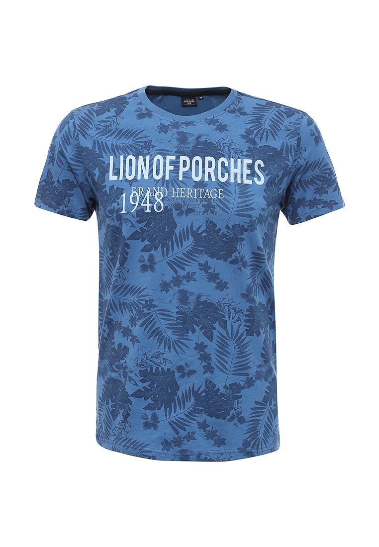 Футболка с коротким рукавом Lion of Porches P316075002