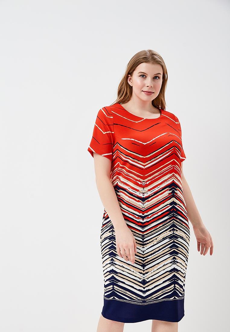 Платье-миди Lina 5276