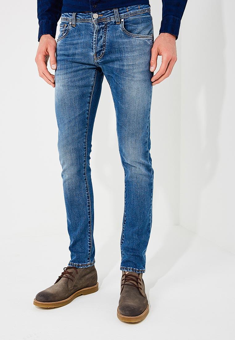 Зауженные джинсы Liu Jo Uomo M118P304FRANKMARK