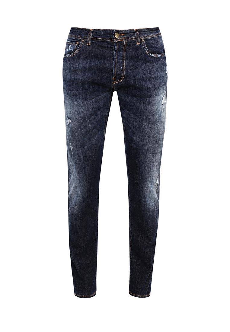 Зауженные джинсы Liu Jo Uomo MLJ16IP304-BASICMARK