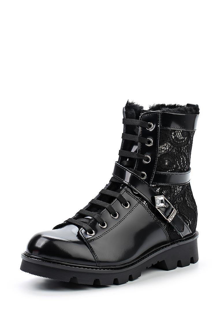 Ботинки для девочек Liu Jo Junior UB23391M