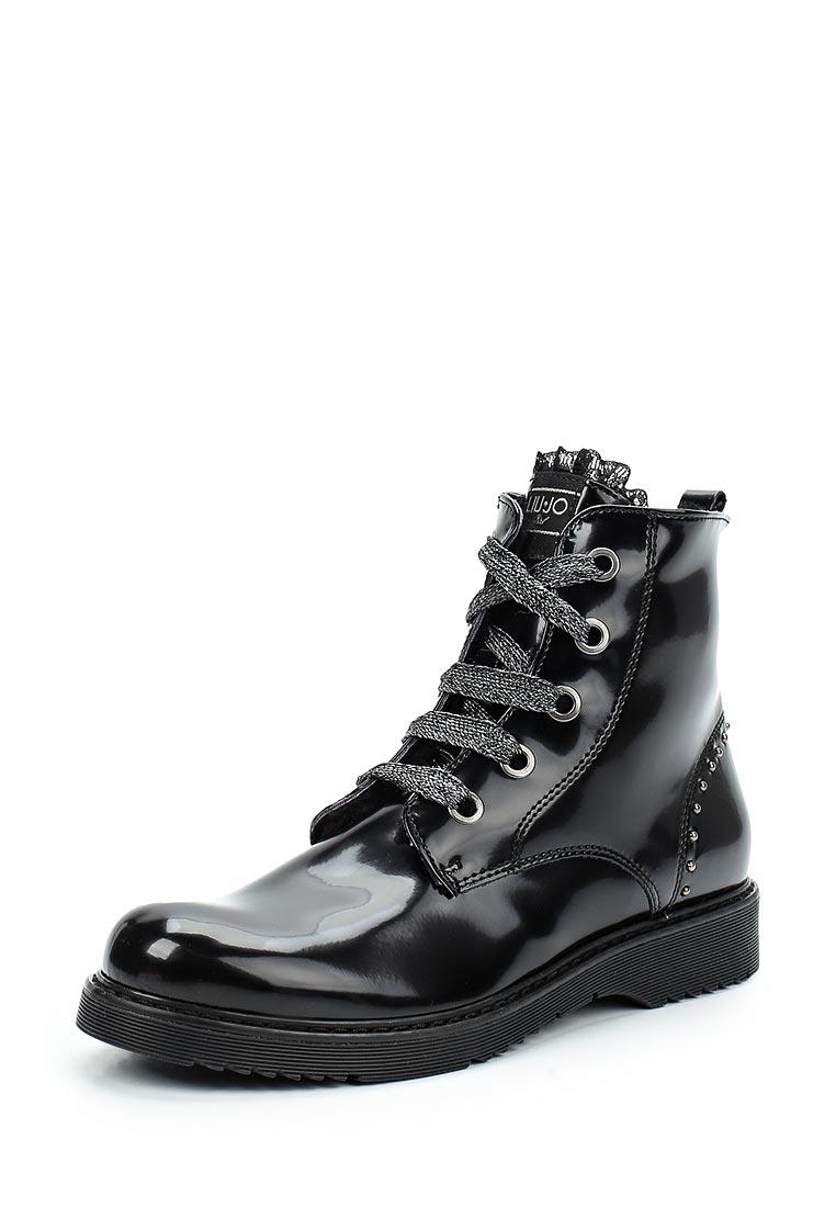 Ботинки для девочек Liu Jo Junior UB23361M