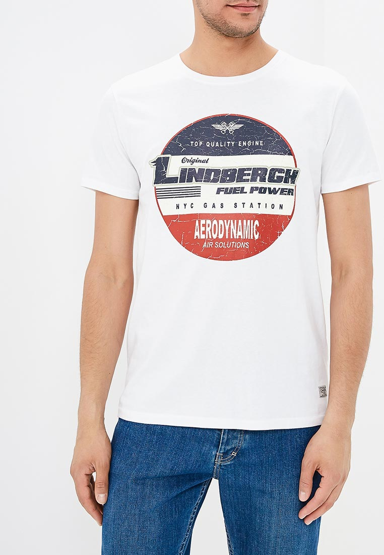 Футболка с коротким рукавом LINDBERGH 30-47131