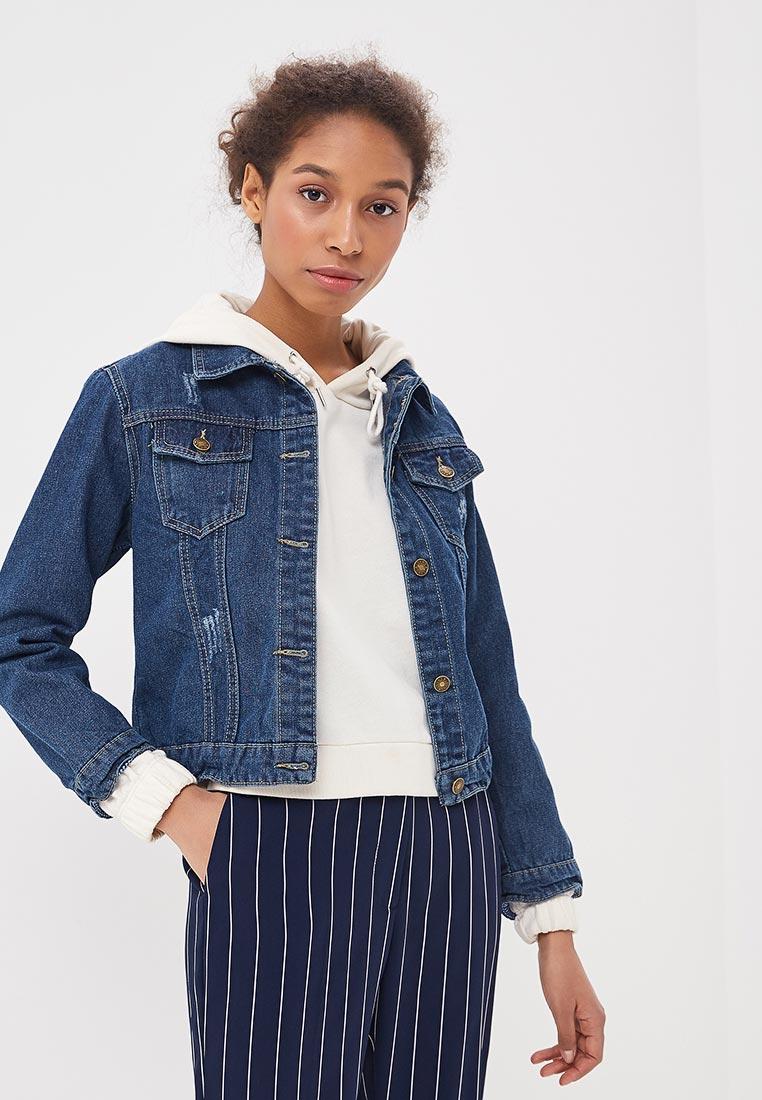 Джинсовая куртка Liana 621