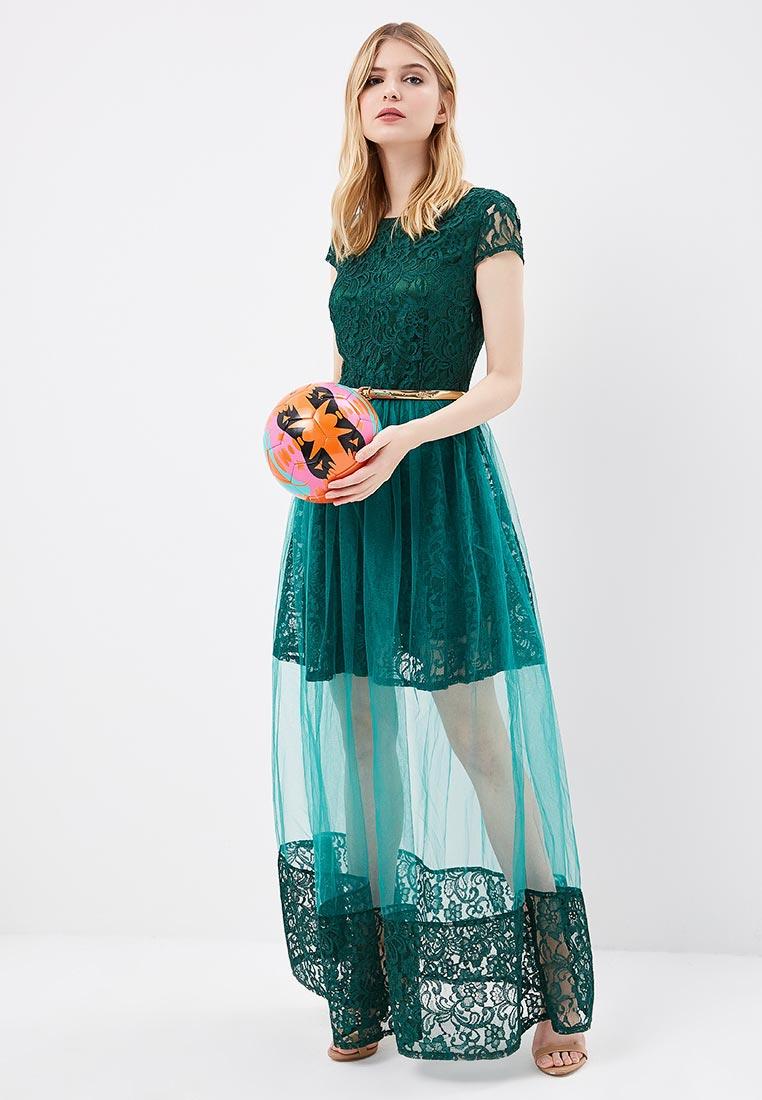 Вечернее / коктейльное платье Liana 8893