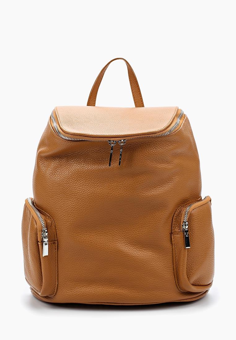 Городской рюкзак Lisa minardi 7124 COGNAC