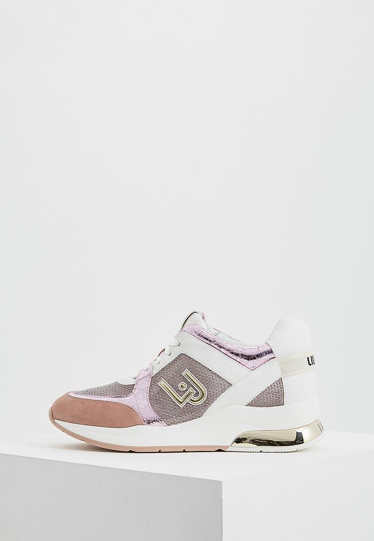 Женские кроссовки Liu Jo (Лиу Джо) B18021 T2044