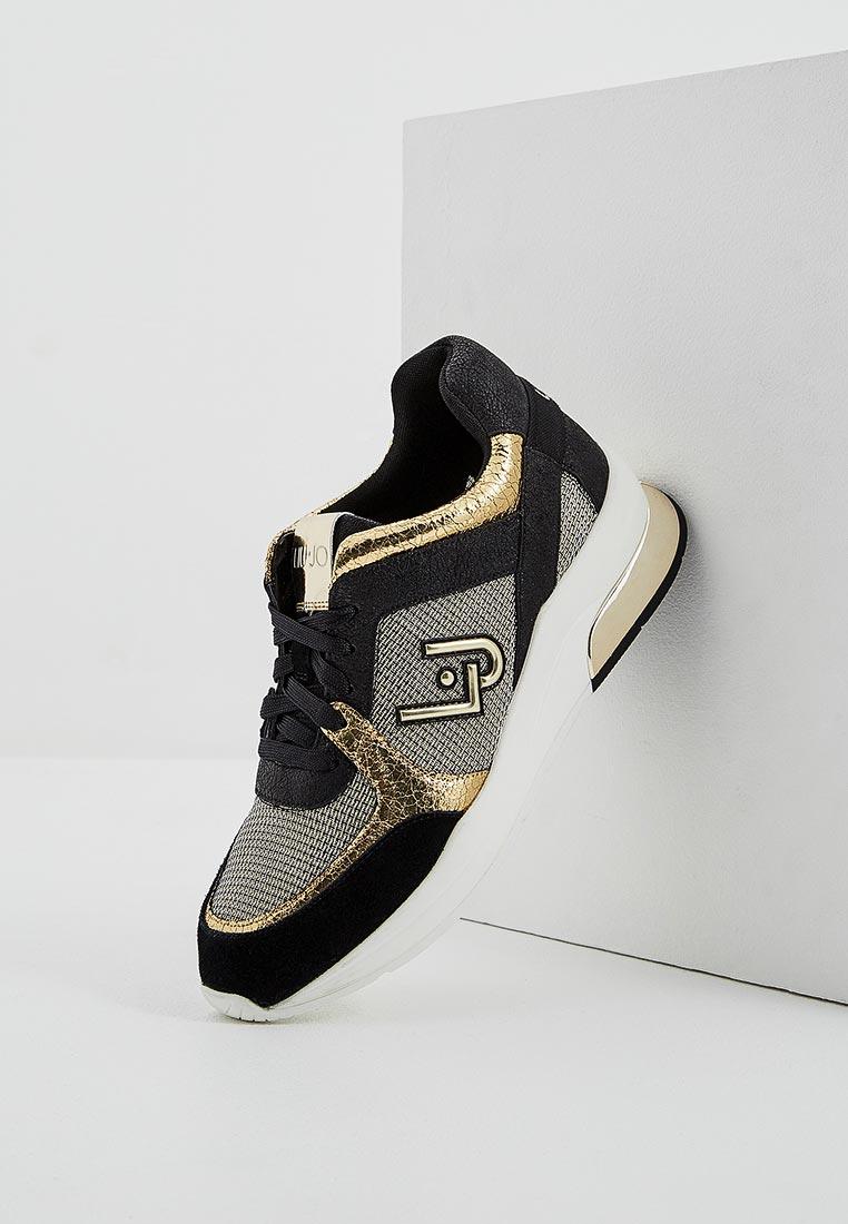 Женские кроссовки Liu Jo (Лиу Джо) B18021 T2044: изображение 2