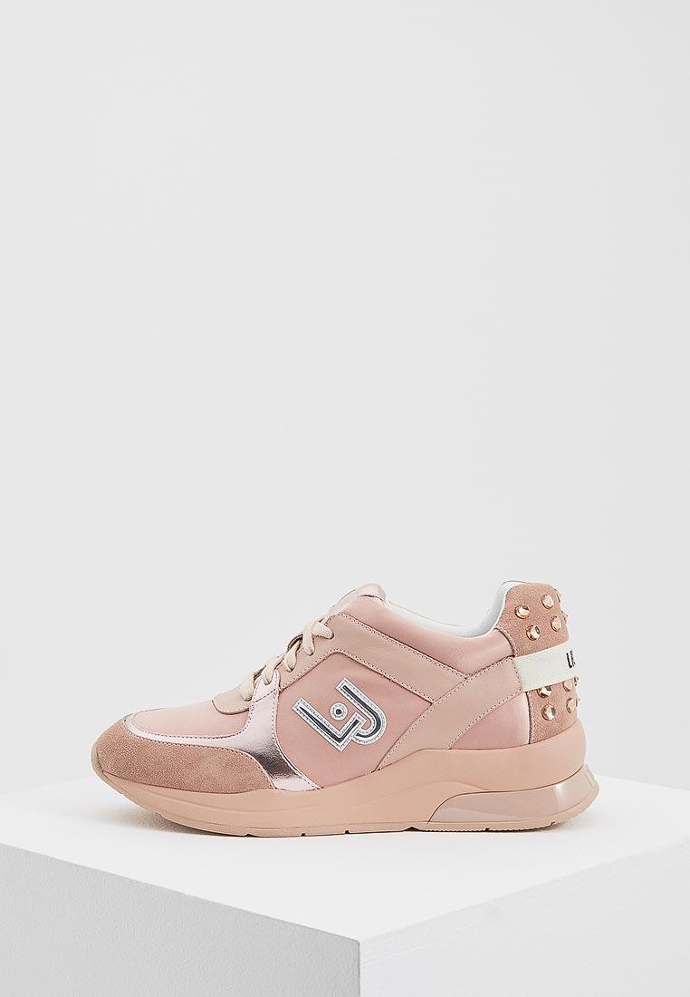 Женские кроссовки Liu Jo (Лиу Джо) B18021 T2039
