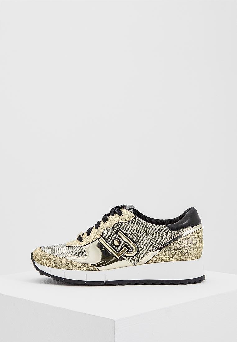 Женские кроссовки Liu Jo (Лиу Джо) B18001 E0506