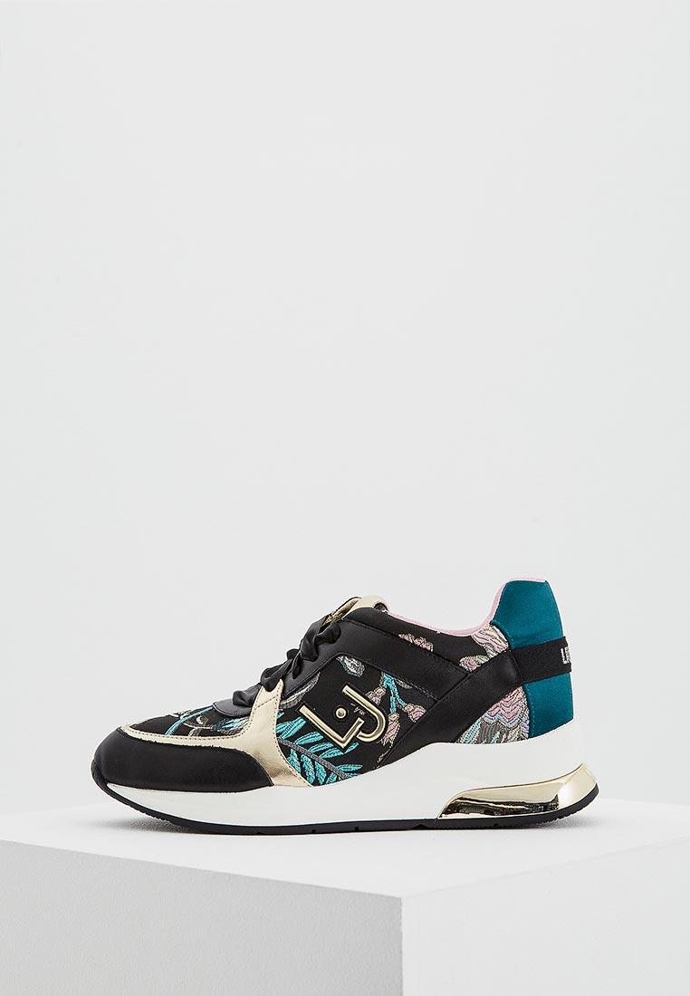 Женские кроссовки Liu Jo (Лиу Джо) B18021 T2040