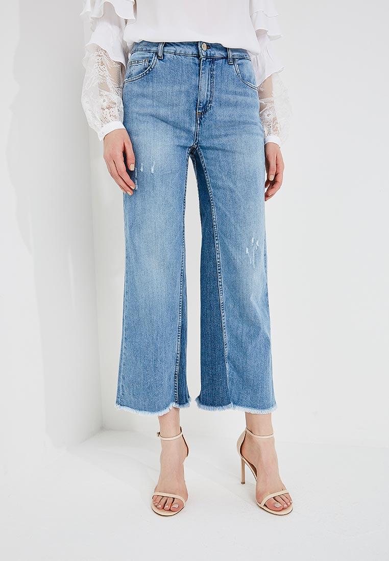 Широкие и расклешенные джинсы Liu Jo (Лиу Джо) C18301 D3106