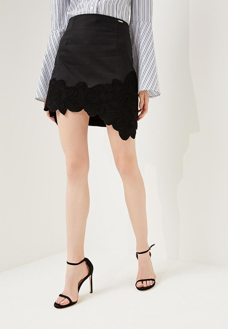 Прямая юбка Liu Jo (Лиу Джо) C18177 T2076