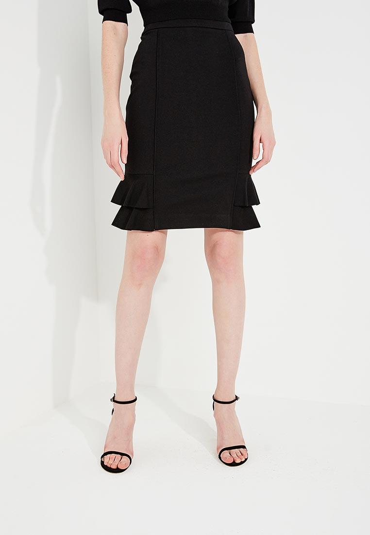 Прямая юбка Liu Jo (Лиу Джо) C18218 J1714