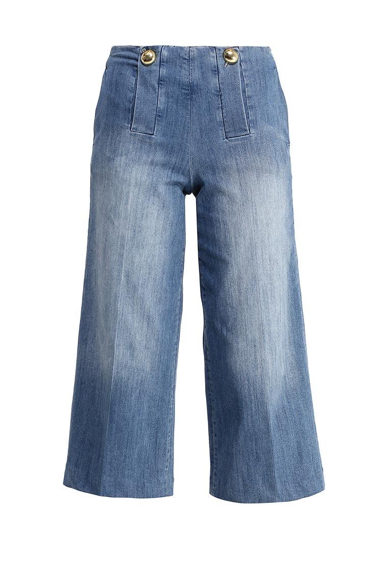 Широкие и расклешенные джинсы Liu Jo (Лиу Джо) C16167DA417