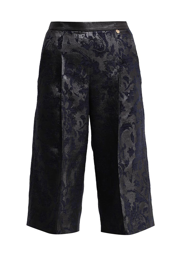 Женские широкие и расклешенные брюки Liu Jo (Лиу Джо) P66043 T1734
