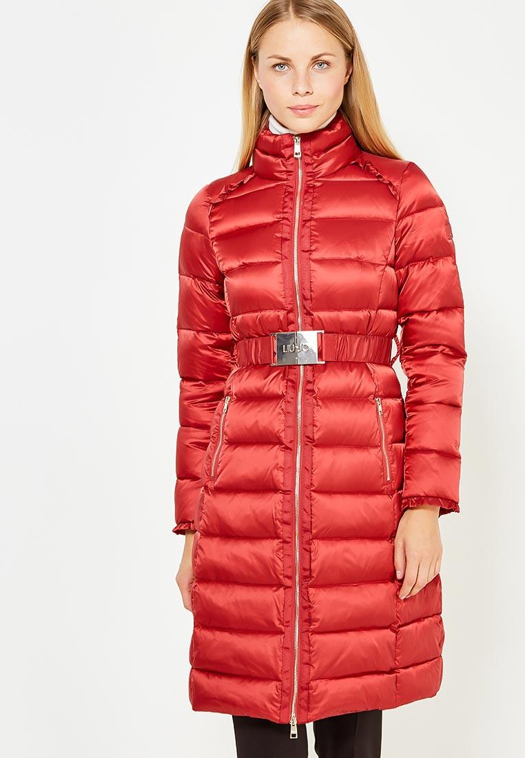 Утепленная куртка Liu Jo (Лиу Джо) L67023 T8655