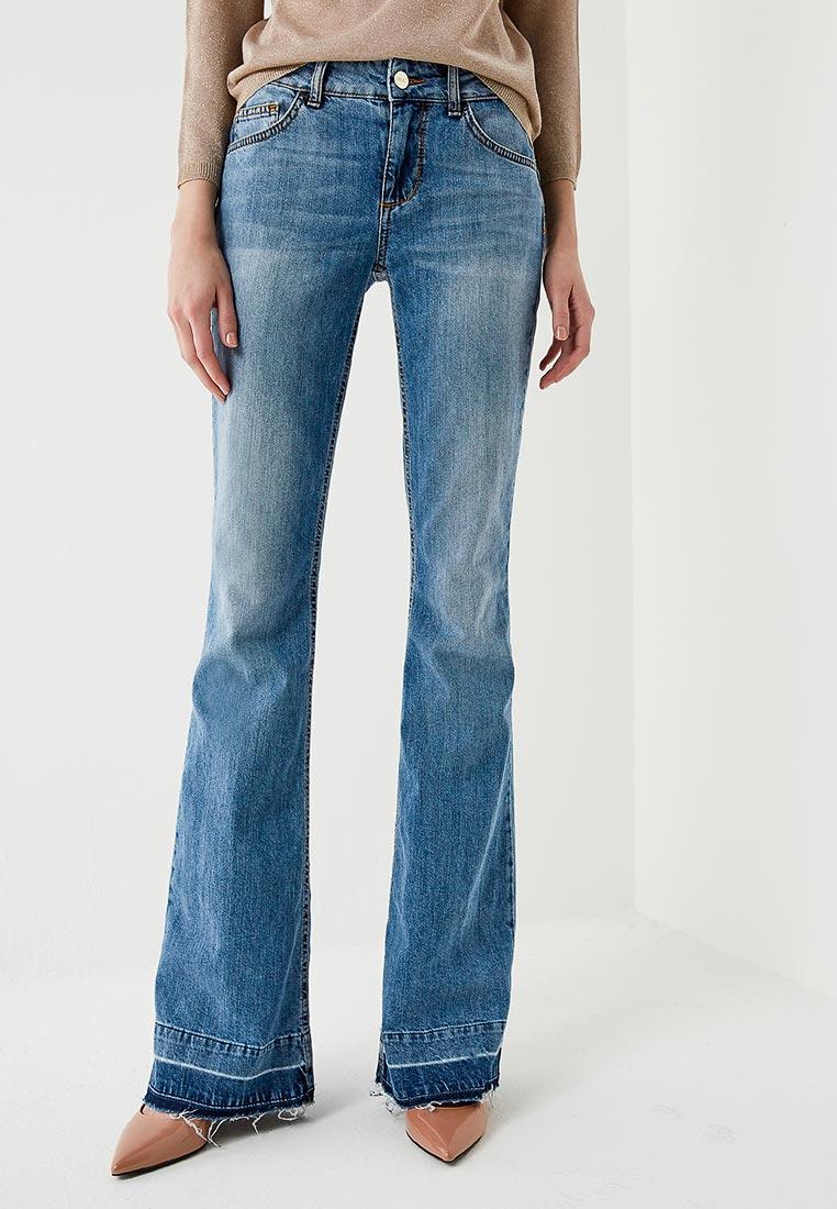 Широкие и расклешенные джинсы Liu Jo (Лиу Джо) I18285 D3106