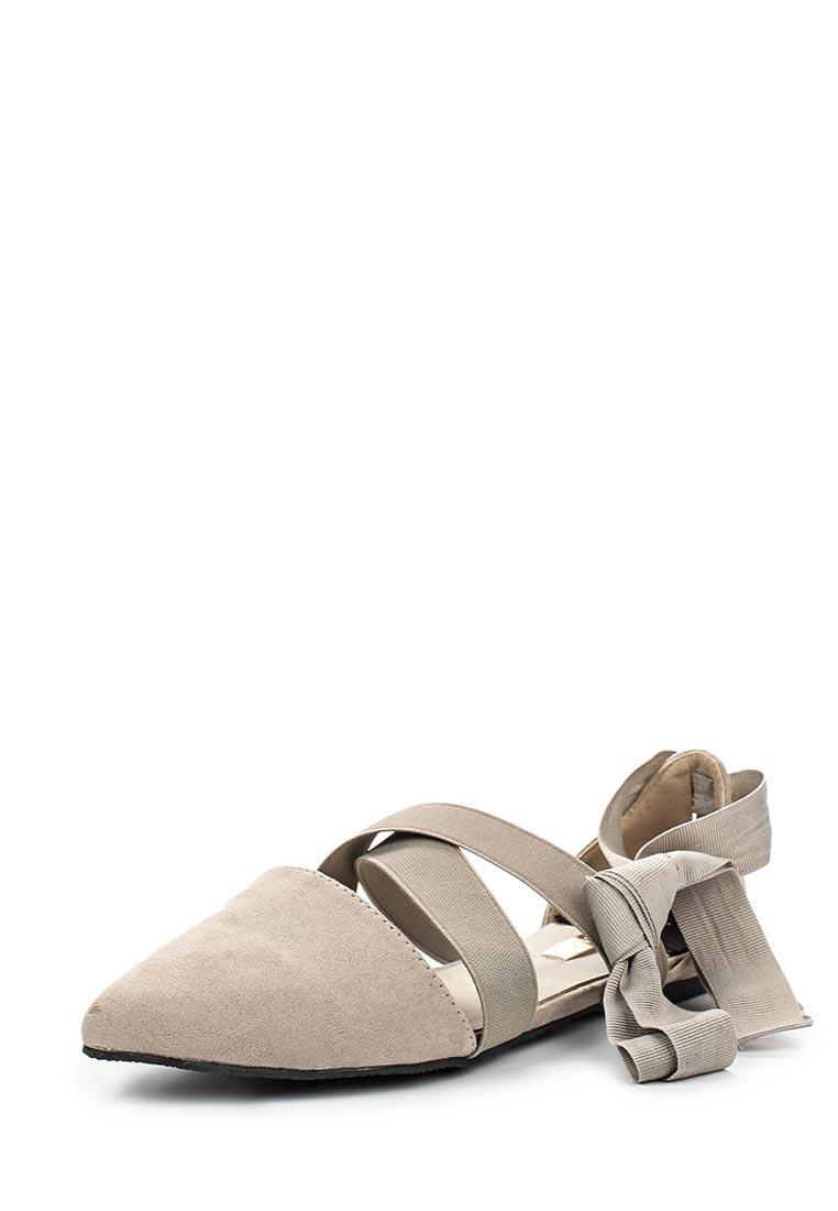 Туфли на плоской подошве LOST INK. (ЛОСТ ИНК.) 504118020030018