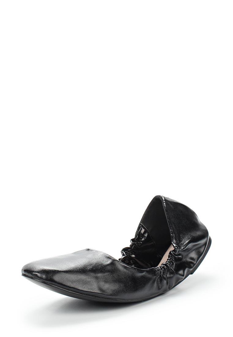 Женские балетки LOST INK. (ЛОСТ ИНК.) 601118020050001
