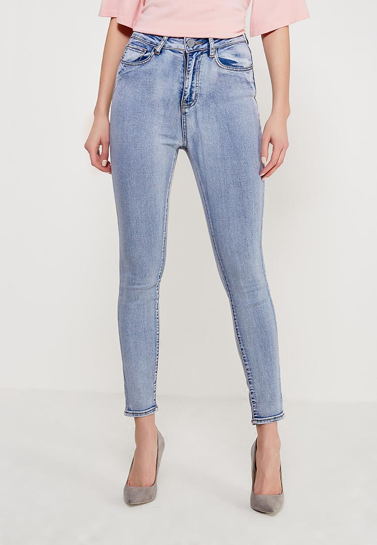 Зауженные джинсы LOST INK. (ЛОСТ ИНК.) 1001114040430035