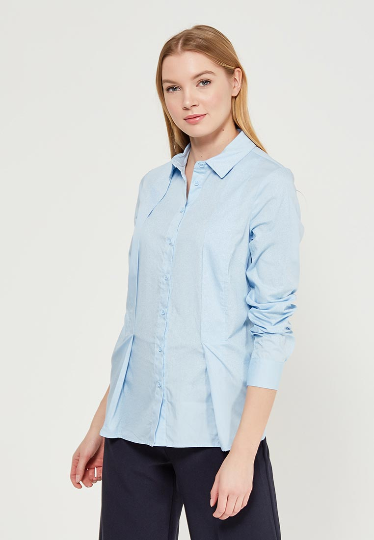 Женские рубашки с длинным рукавом LOST INK. (ЛОСТ ИНК.) 1001121070170021