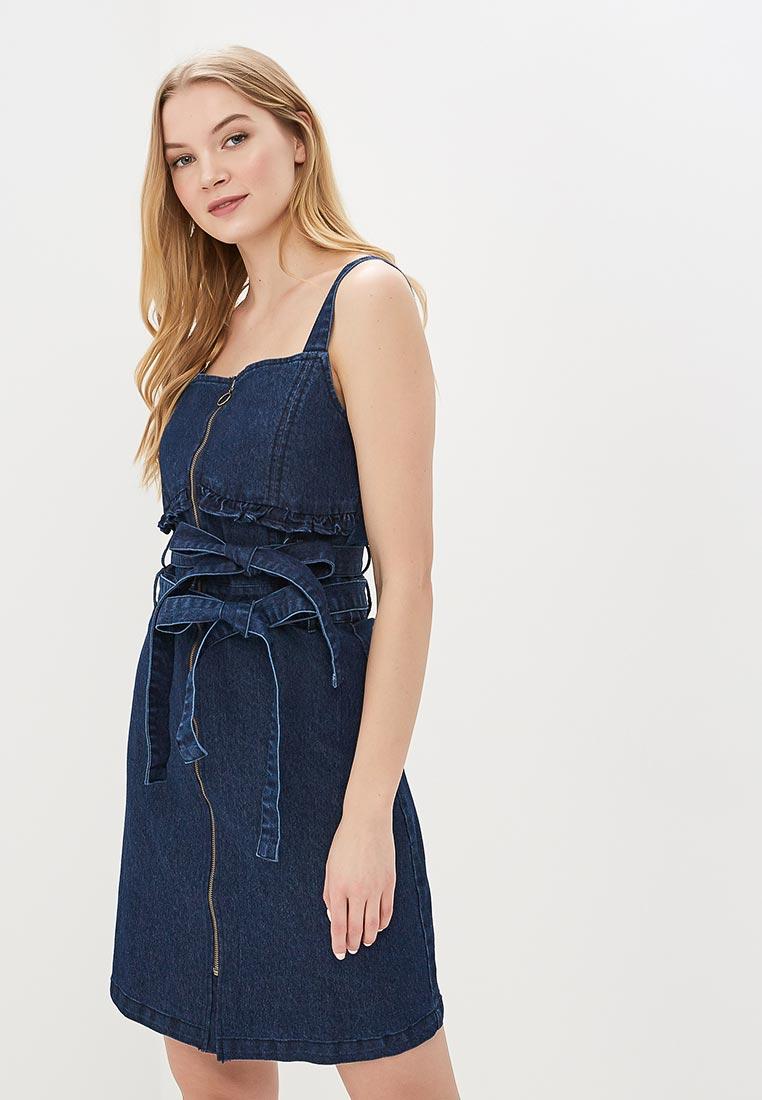 Платье-мини LOST INK. (ЛОСТ ИНК.) 1001115021160029