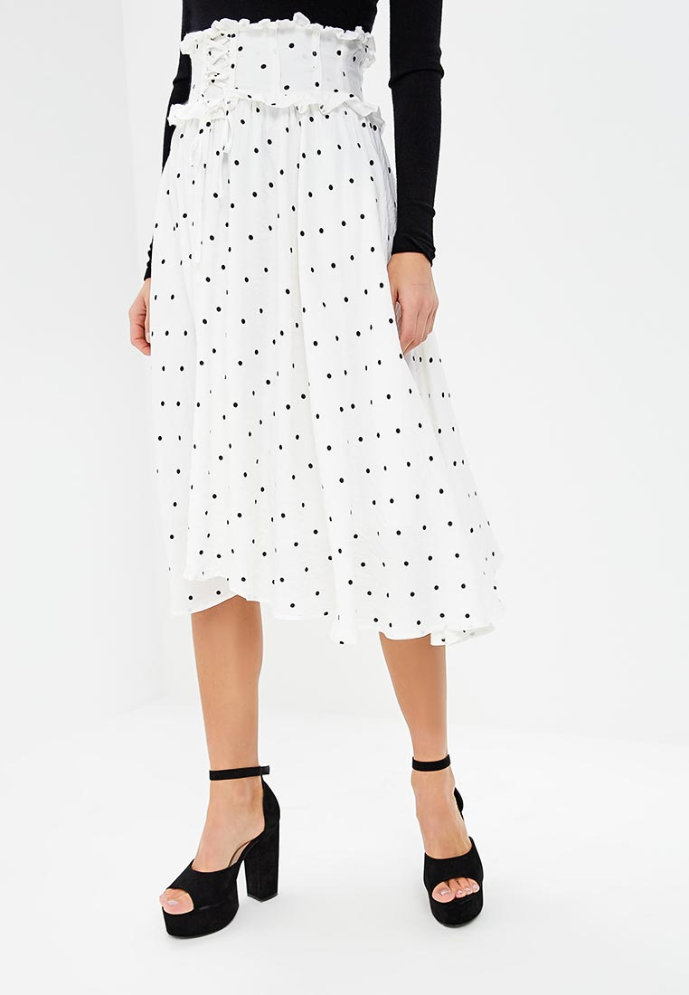 Широкая юбка LOST INK (ЛОСТ ИНК) 1001112091070092