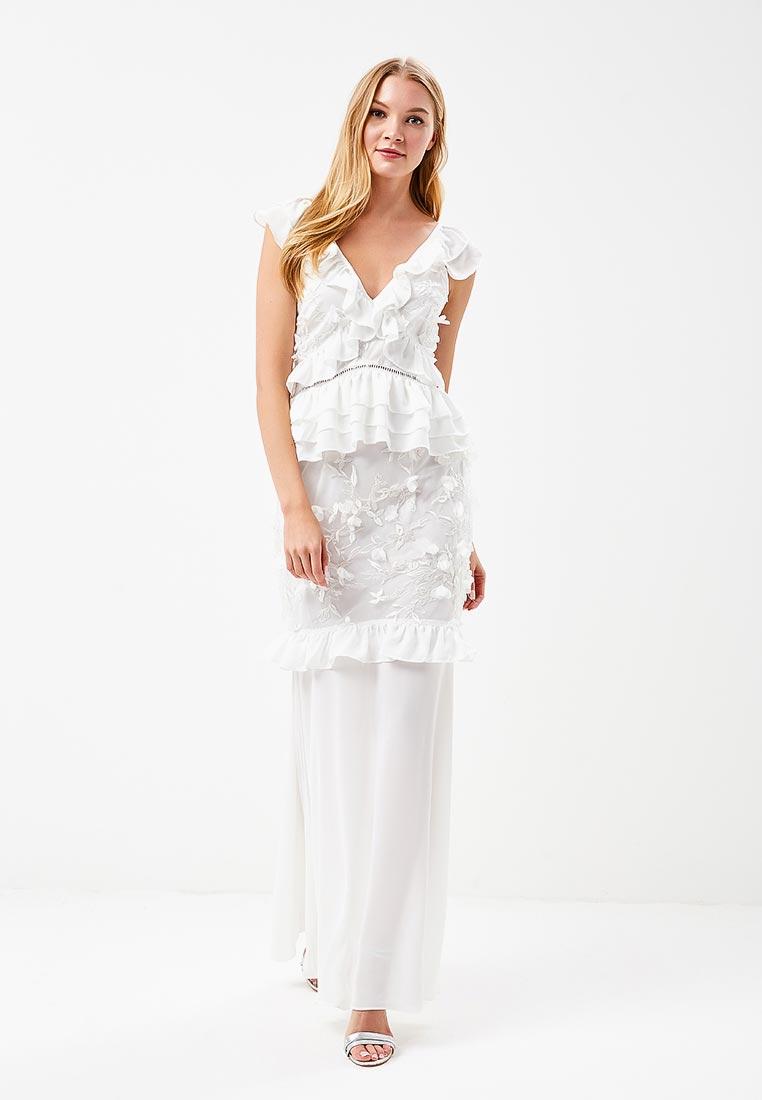 Платье-макси LOST INK. (ЛОСТ ИНК.) 1001115021500012